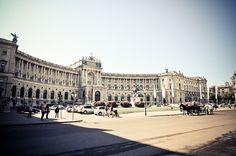 Vienna by Farr0kh, via Flickr Vienna, Louvre, Explore, Building, Travel, Viajes, Buildings, Destinations, Traveling
