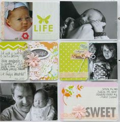 Becky Higgins and Prima = Project Life Happiness! Project Life Scrapbook, Baby Scrapbook, Scrapbook Layouts, Scrapbook Pages, Scrapbooking, Life Page, 4 Life, Project Life Baby, All About Mom