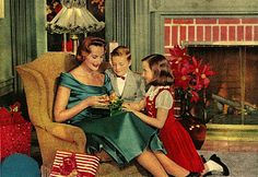 1950s Christmas Wish List