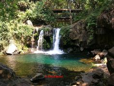 Uruapan, Michoacan, Mexico. Uruapan national park. One of the best places to visit