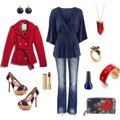 Pretty Everyday, created by shirell.polyvore.com