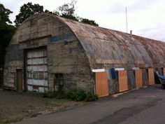 Westport Quonset hut
