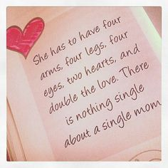 nothing single about single moms