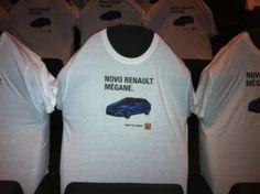 Renault #whatstore #renault #tshirt #texteis #publicidade #marketing #eventos #brand