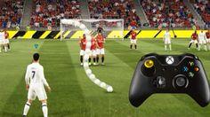 Faltas lejanas en FIFA 17