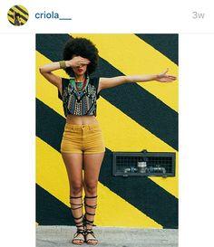 5 perfis no instagram de mulheres negras cheias de estilo