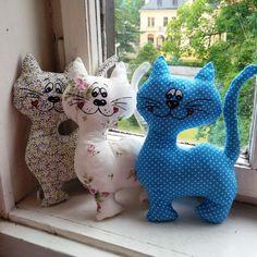 Kočka kočičí ..