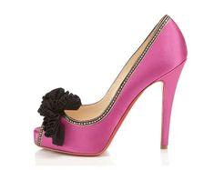 22 Vivacious Pink Shoes