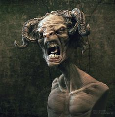 Angry Faun - morrisCowboy [Daniel Bystedt]