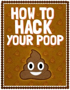 How to hack your poop. How you know and understand your poop. Poop Jokes, Color Meanings, Nurse Quotes, Health Advice, Candyland, Get Healthy, Good To Know, Helpful Hints, Fun Facts