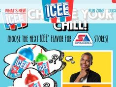ICEE Choose Your Chill Sweepstakes