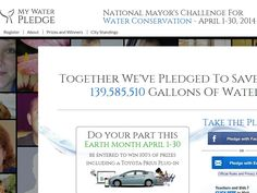 Wyland Mayor's Challenge for Water Conservation Sweepstakes