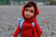 """""""Mighty Dolls"""" Turn Children's Toys Into Inspirational Action Figures 