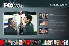 Break free movies at Fox Movies Channel by Leo Burnett Dubai