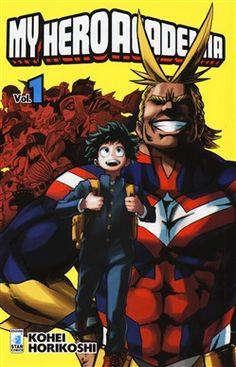 Prezzi e Sconti: My #hero academia vol. 1 kouhei horikoshi  ad Euro 3.65 in #Star comics #Media libri fumetti narrativa