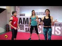 Pilar Rubio | Clase de GAP I Cambio Constante - YouTube