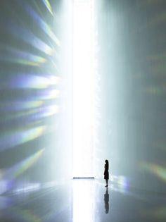 Tokujin Yoshioka, ''Crystallize'' Exhibition