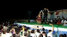 Live Stage Programme Jhunjhunu Part 9_With Sexy Grils Dancer - Video Dailymotion