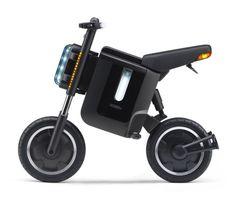 Products we like / Mini Bike / Yamaha / Squary / Minimal / Foldable / at leManoosh