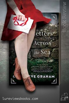 Love in Times of Uncertainty #LettersAcrossTheSea #GenevieveGraham #simonschuster #Netgalley #WWI #BookReview #HistoricalFiction Fiction Books To Read, Historical Fiction Books, Best Books To Read, Reading Facts, Must Read Novels, Romance Books, Book Recommendations, Book Lists, Book Review