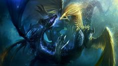video_games_dragons_battle_fantasy_art_artwork_heroes_of_might_and_magic