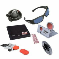 Amazon.com: Spy Gear Ultimate Undercover Kit: Toys & Games