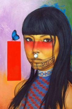 Aura - Victor Crisostomo Gomez's ART