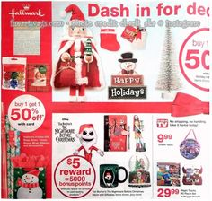 Walgreens Black Friday 2018 Ads and Deals Browse the Walgreens Black Friday 2018 ad scan and the complete product by product sales listing. Walgreens Coupons, Black Friday News, Wonderful Pistachios, Hallmark Holidays, Photo Cards, Gift Bags, Stationery, Ads