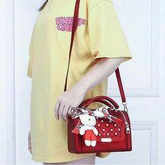 Korean Bags, Bucket Bag, Facebook