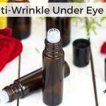 anti-wrinkle under eye serum #HowToDoEyeshadow Under Eye Creases, Bumps Under Eyes, Under Eye Mask, Dry Eyes Causes, Skin Mask, Prevent Wrinkles, Eye Serum, Anti Aging Cream, Aloe Vera Gel