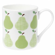 Coffee Mug Pears  Design