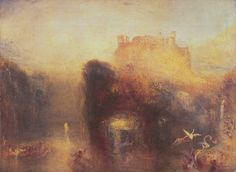 Queen Mab's Cave by Turner