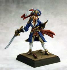 pirate miniatures - Google Search