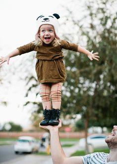 Happiness papá puede con todo... Libertad