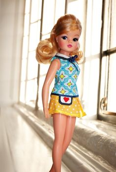 Sindy with a Sixties look