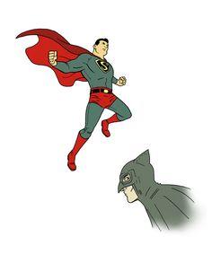 Superman & Batman - Brian Hurtt