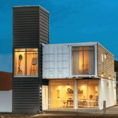 PINELLAS PARK CONTAINER HOUSE
