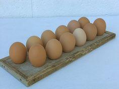 Countertop Egg Holder : ... about Egg holder on Pinterest Egg holder, Chicken eggs and Hens