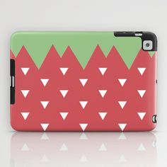 Strawberry iPad Case