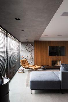 Квартира в Порту-Алегри | Pro Design|Дизайн интерьеров, красивые дома и квартиры, фотографии интерьеров, дизайнеры, архитекторы