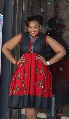 Stylish, Exquisite and Trendy Ankara Styles - Wedding Digest Naija African Wear Dresses, Latest African Fashion Dresses, African Attire, African Inspired Fashion, African Print Fashion, South African Traditional Dresses, Shweshwe Dresses, Ghana Fashion, Trendy Ankara Styles