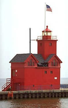 Holland Harbor Light