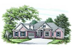 Biscayne - Home Plans and House Plans by Frank Betz Associates