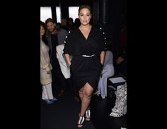 Celebrities at New York Fashion Week 2017 | TooFab Photo Gallery