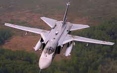 An unfortunately ugly fighter bomber, and drops into uncool    Su-24 fencer