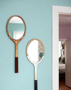 Самодельная рама для зеркала