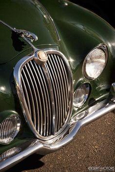 ♔ 1954 Jaguar XK120