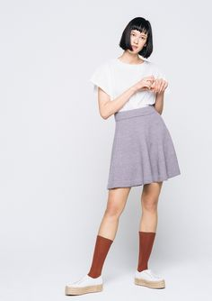 Ella skirt, Sandnes garn