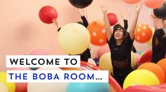 How amazing does this boba tea-themed interactive museum look? Easy Bubble Tea Recipe, Places To Travel, Places To Go, Interactive Museum, Going On A Trip, All Nature, Corporate Gifts, Cool Diy, Decoration