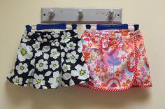 The Suzie Skort & Tank Top pdf sewing pattern by FelicityPatterns
